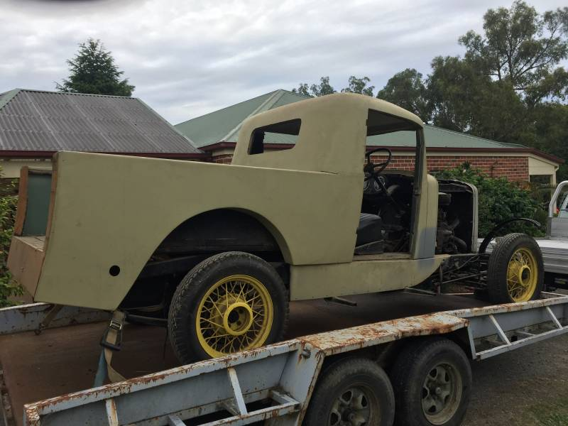 1934 International C1 - Historic Commercial Vehicle Club of
