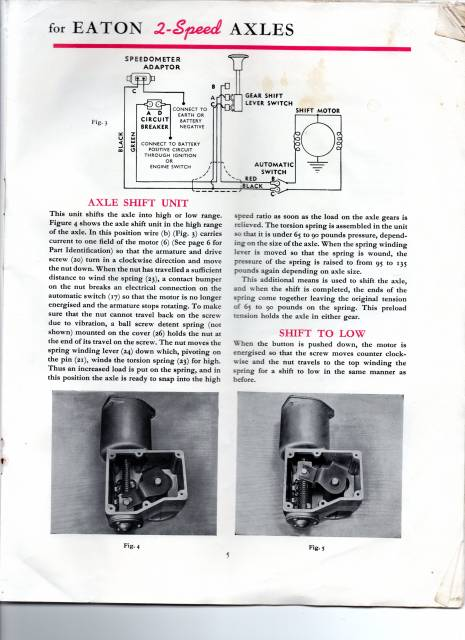2 speed diff eaton wiring diagram historic commercial. Black Bedroom Furniture Sets. Home Design Ideas