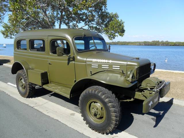1942 Dodge Carryall For Sale 1 1 Historic Commercial Vehicle