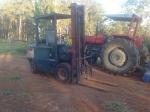 Clark Forklift_2